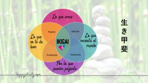 descubrir ikigai